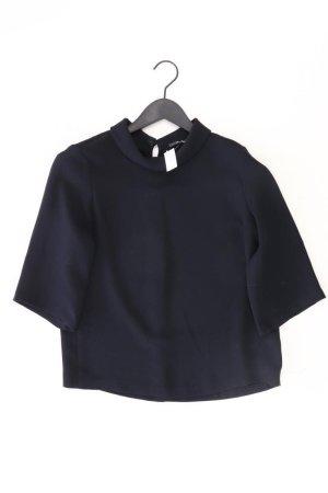 Esprit Bluse Größe 36 3/4 Ärmel schwarz