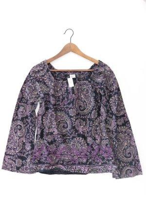 Esprit Bluse Größe 36 lila aus Baumwolle