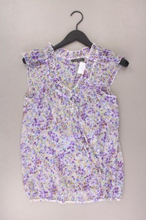 Esprit Bluse Größe 36 mit Blumenmuster mehrfarbig