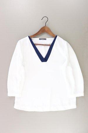 Esprit Blusa ancha blanco puro
