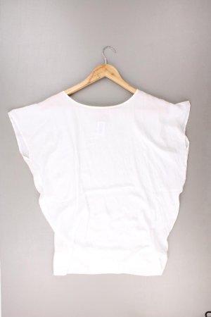Esprit Blusa ancha blanco puro Poliéster