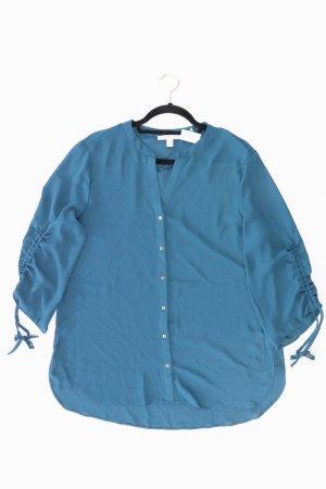 Esprit Blouse blue-neon blue-dark blue-azure polyester