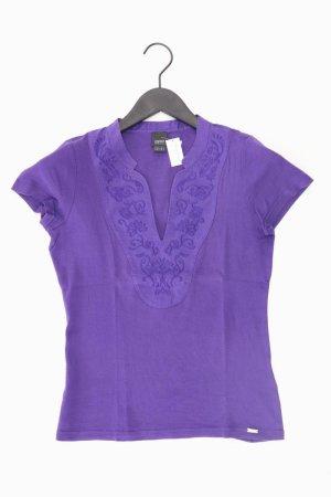 Esprit Bluse Größe M lila aus Baumwolle