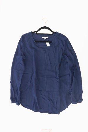 Esprit Bluse Größe XL blau