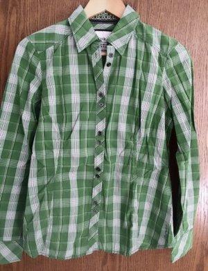 Esprit Lumberjack Shirt white-green