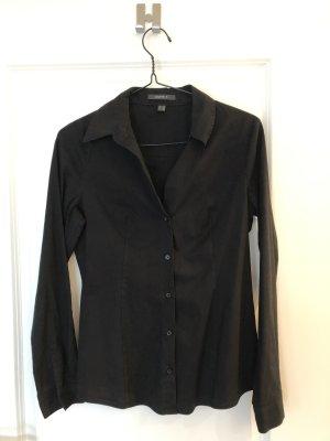 Esprit Bluse Hemdbluse schwarz - hervorragender Zustand
