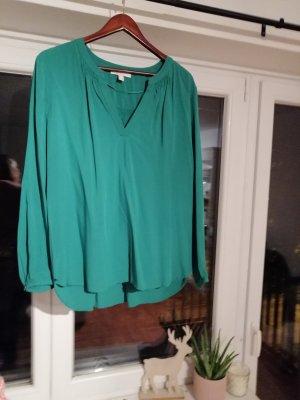 Esprit Long Sleeve Blouse green