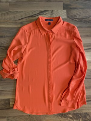 Esprit Bluse Orange, Gr. 38. Neuwertig.