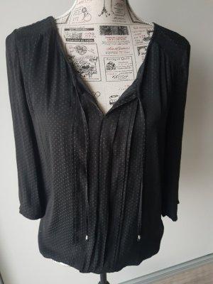 Esprit Bluse Shirt M Top Bluse S M schwarz 36