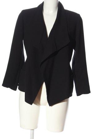 Esprit Giacca a blusa nero stile professionale