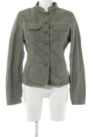 Esprit Blouse Jacket khaki Textile application
