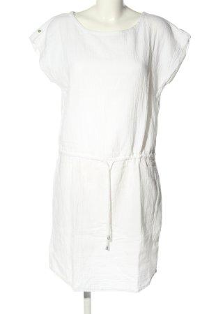 Esprit Blusenkleid weiß Casual-Look