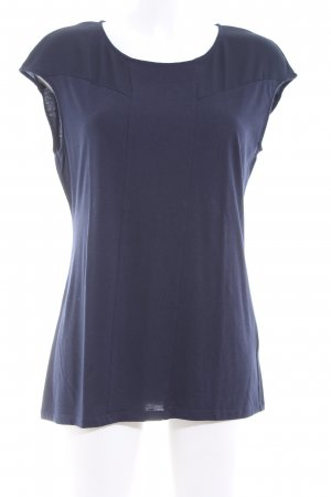 Esprit Blusentop blau Casual-Look