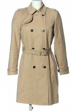 Esprit Floor-Lenght Coat natural white casual look