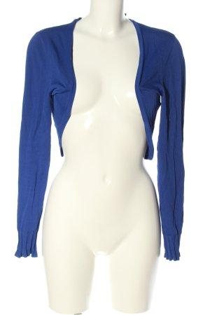 Esprit Bolero blau Casual-Look