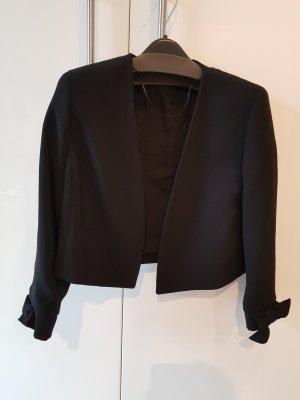 Esprit Bolero-Jacke, schwarz, Größe 38