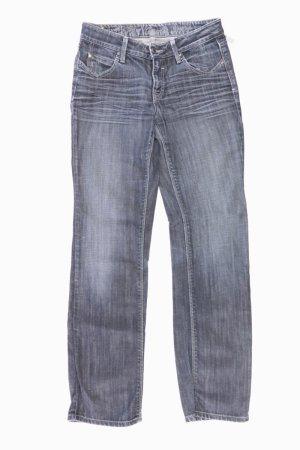 Esprit Boot Cut Jeans blue-neon blue-dark blue-azure cotton