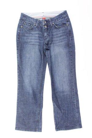 Esprit Boot Cut Jeans Größe 38 blau aus Baumwolle