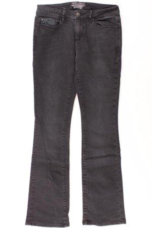 Esprit Boot Cut Jeans Größe W26 schwarz
