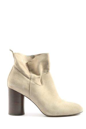 Esprit Booties natural white elegant