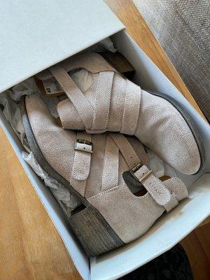 Esprit Boots Beige, neu & ungetragen