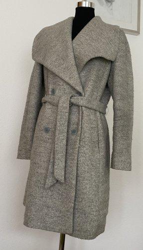 Esprit Manteau d'hiver argenté polyester