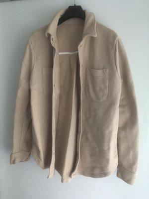 Esprit Oversized Jacket gold-colored cotton