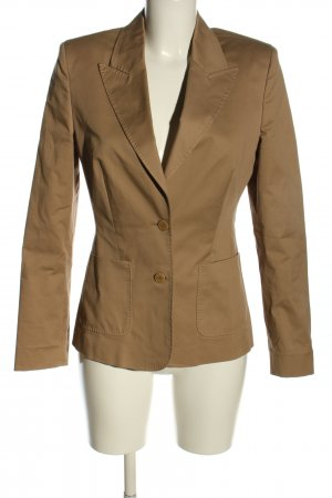 Esprit Boyfriend-Blazer braun Business-Look