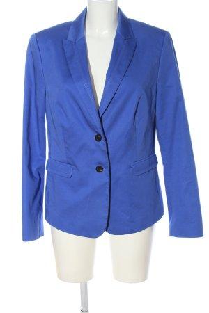 Esprit Boyfriend-Blazer blau Casual-Look