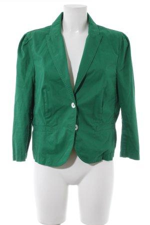Esprit Boyfriend-Blazer grün Casual-Look
