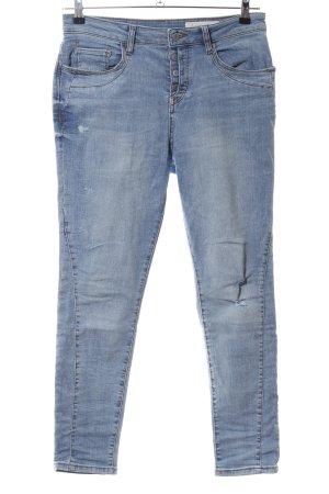 Esprit Jeans boyfriend bleu style décontracté