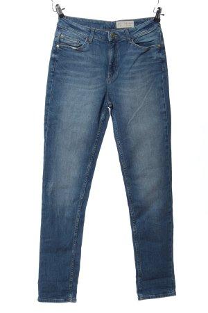 Esprit Boyfriendjeans blau Casual-Look