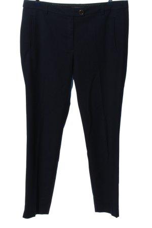 Esprit Bundfaltenhose blau Business-Look