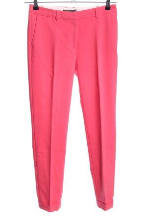 Esprit Bundfaltenhose pink Casual-Look