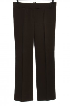 Esprit Bundfaltenhose braun Business-Look