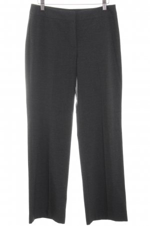 Esprit Bundfaltenhose anthrazit Business-Look