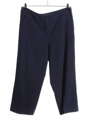 Esprit Bundfaltenhose blau Business-Look
