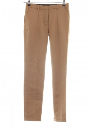 Esprit Pantalone a pieghe color carne stile professionale