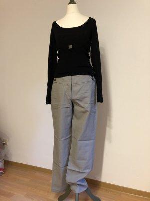 Esprit Pantalon à pinces gris clair