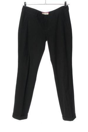 Esprit Pantalón de pinza negro estilo «business»