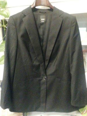 Esprit Business Blazer Gr 42 schwarz
