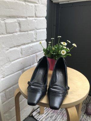 Esprit Business Pumps schwarz mit kleiner Schnalle