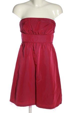 Esprit Robe bustier rose élégant