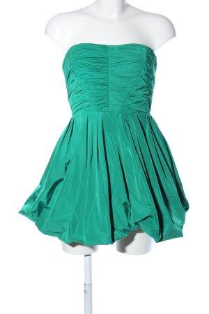 Esprit Bustier Dress green elegant