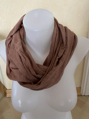edc by Esprit Tube Scarf brown red