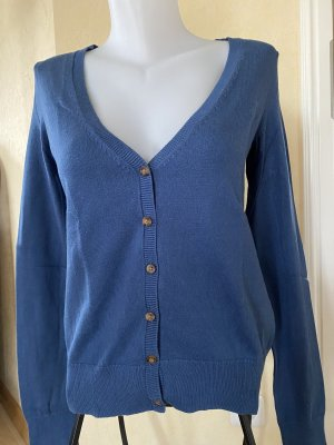 Esprit by Edc Strickjacke Blau Gr S