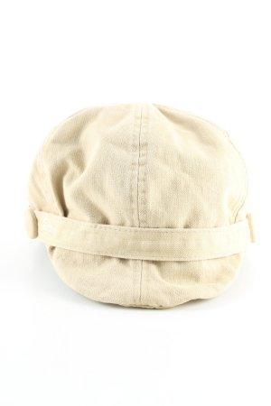 Esprit by Opening Ceremony Baker's Boy Cap cream casual look