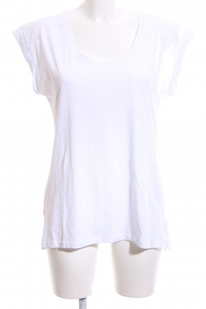 Esprit by Opening Ceremony Oversized Shirt weiß Casual-Look