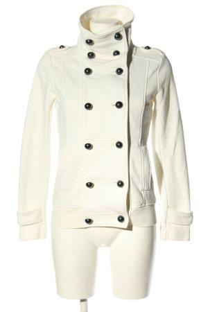 Esprit Pea Jacket white casual look