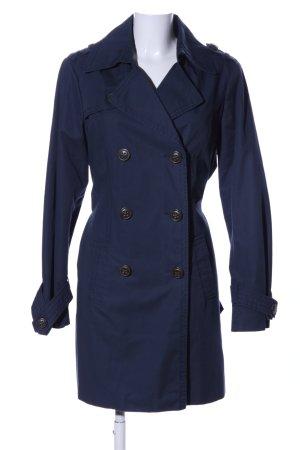 Esprit Abrigo de piloto azul estilo «business»